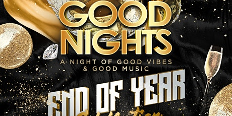 GOODNIGHTS - End Of Year Celebration Ball 2019 tickets