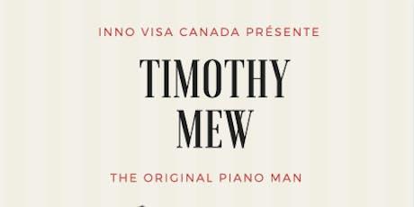 Timothy Mew : The Original Piano Man tickets
