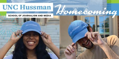 UNC Hussman Homecoming and Naming Ceremony