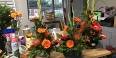 Autumnal Flower Workshop