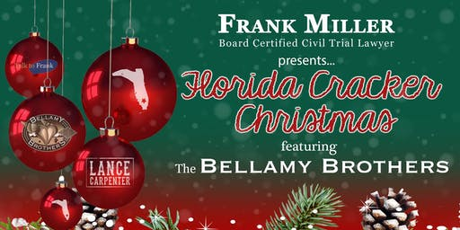 Florida Cracker Christmas : The Bellamy Brothers