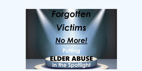 Putting Elder Abuse in the Spotlight tickets