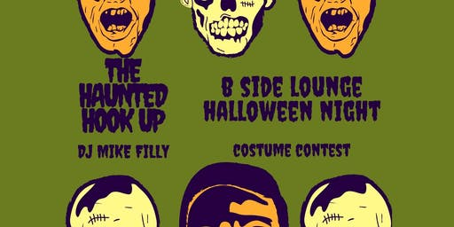 THE HAUNTED HOOKUP w/ DJ Mike Filly