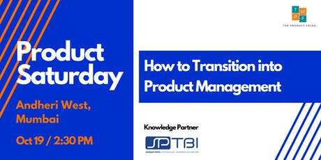 How to Transition into Product Management tickets