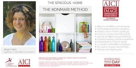 AICI Sydney Education Day - KonMari Workshop tickets