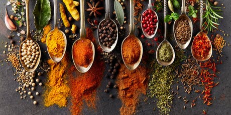 KITCHEN Master Class: All About Spices tickets