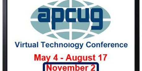 2019 Fall Virtual Technology Conference tickets