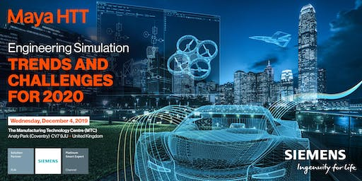 Engineering Simulation – Trends and Challenges for 2020