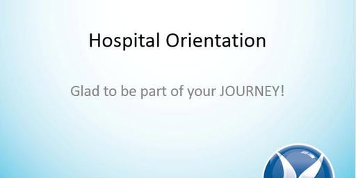 Hospital Orientation - LH