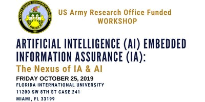 Artificial Intelligence (AI) Embedded Information Assurance (IA) Workshop