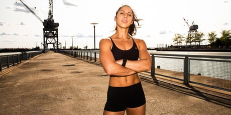 Warrior Strong Rooftop Workout with Angela Gargano tickets