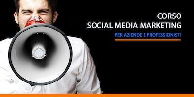 Corso base di Social Media Marketing