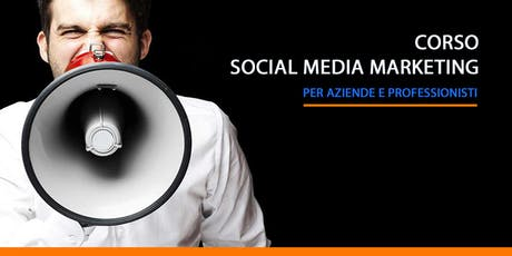 Corso base di Social Media Marketing tickets
