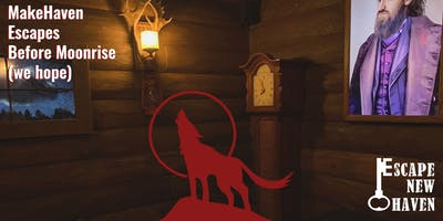 Escape New Haven Game & Behind the Scenes Tour (MakeHaven Member Event)