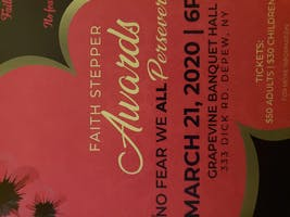 Copy of Faith Stepper Awards