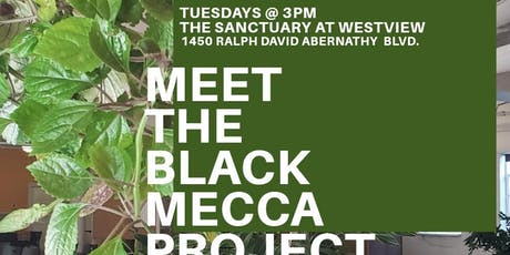 Meet The Black Mecca Project tickets