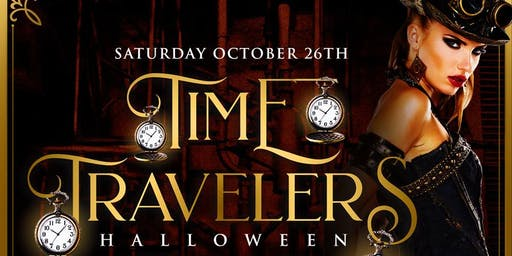 Time Traveler's Ball -> Halloween at Rachel's Palm Beach