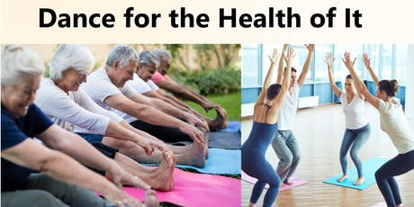 Dance for the Health of it & Make New Friends at the The Bridge at Paradise tickets