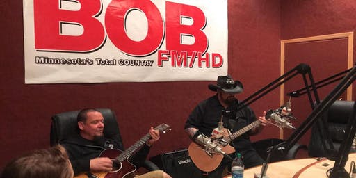 Mark Stone & Todd Jameson @ Bob FM Morning Show