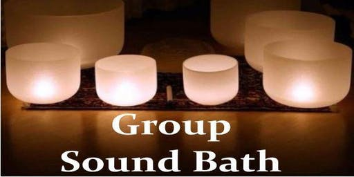 Group Sound Bath