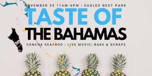 Taste of Bahamas