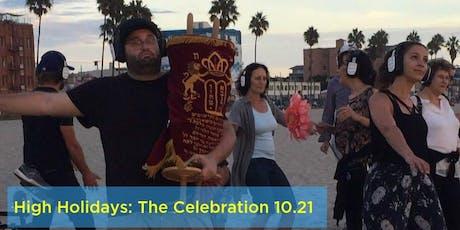 The Celebration: Simchat Torah Dance Walk tickets