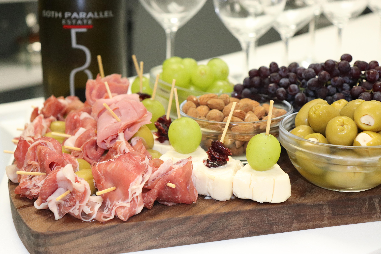 Canadian Wine Tasting! Region: Okanagan Valley in British Columbia