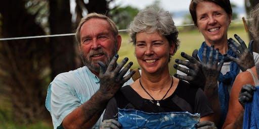 A Hands-On Indigo Dyeing Experience:Ossabaw Island Indigo Day Trips