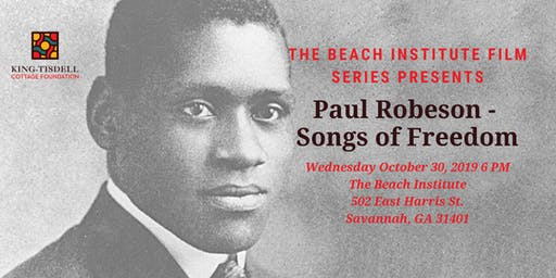 Paul Robeson - Songs of Freedom