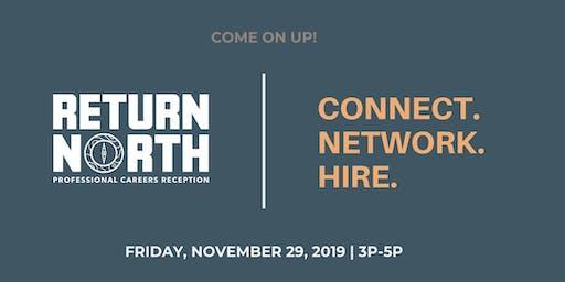 Return North: 2019 Professional Careers Reception