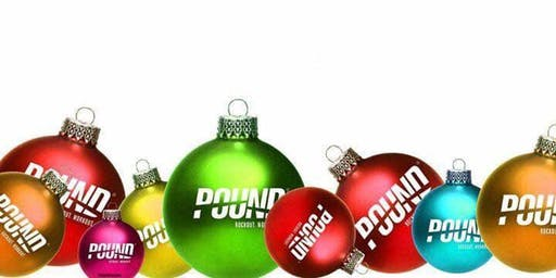POUND for Presents!!! POUND fit Fundraiser for Toys for Tots of Kent County