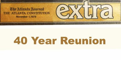 Extra 40 Year Reunion  tickets