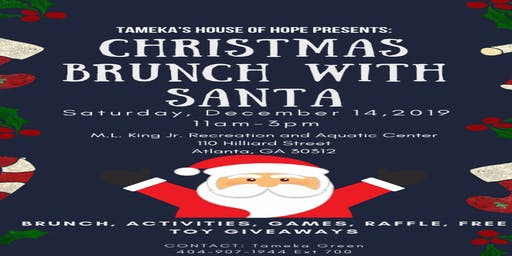 "2nd Annual ""Brunch with Santa"""