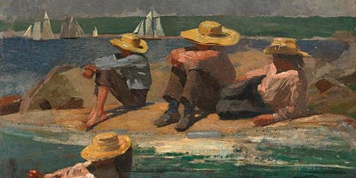 """""""Homer at the Beach"""" Gallery Talk with Bill Cross"""