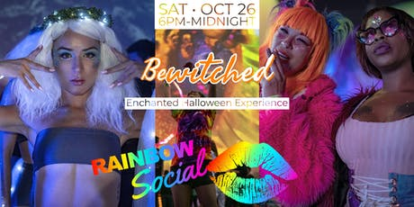 BEWITCHED  | LGBTQ+ Immersive Halloween Party | Lesbian, Queer, and Allies tickets