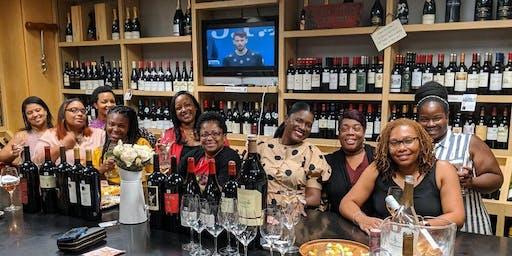 Black Girls Wine Society Baltimore