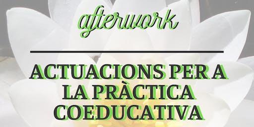 AFTERWORK: Actuacions per a la pràctica coeducativa