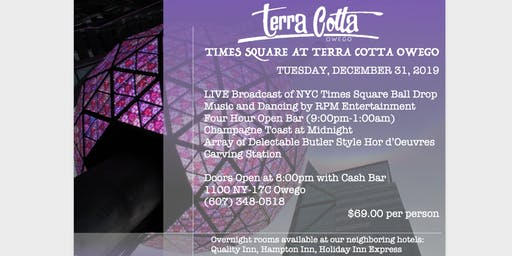 Times Square at Terra Cotta