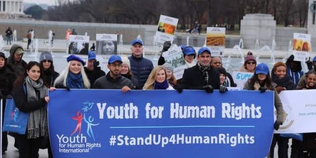 Stand Up for Human Rights March tickets
