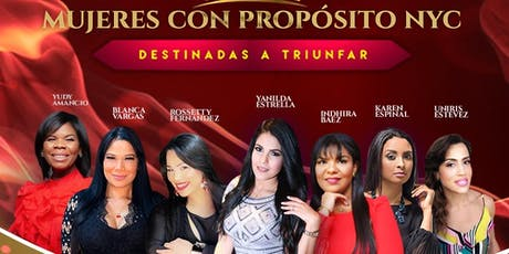 MUJERES CON PROPOSITOS NYC tickets