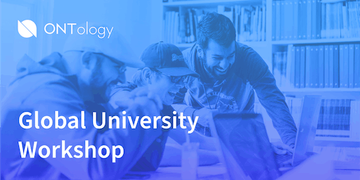 Ontology Global University Workshop - University of Chicago