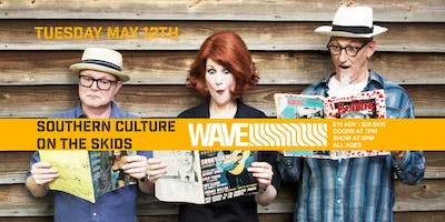 Southern Culture on the Skids live at Wave