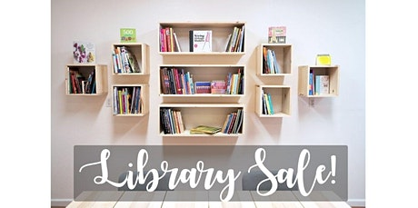 Studio Library Sale! (01-19-2020 starts at 11:00 AM) tickets