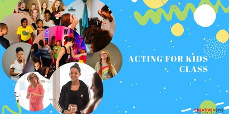 Acting for Kids Class | Jacksonville (No Experience Needed!) tickets