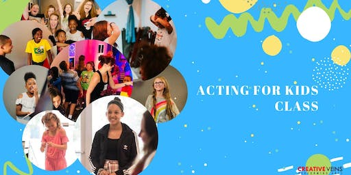 Acting for Kids Class | Jacksonville (No Experience Needed!)