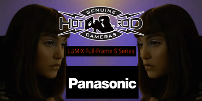Panasonic S1H hands-on at Hot Rod Cameras