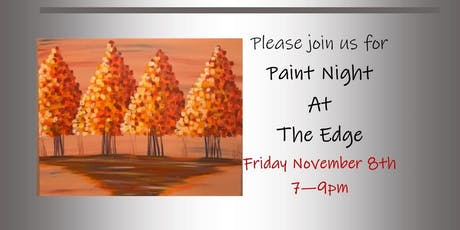 Paint the Edge Take 4! tickets