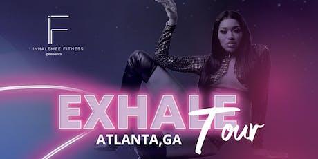 Inhalemee Fitness : Exhale Caribbean Dance Fitness Tour | Atlanta,GA tickets