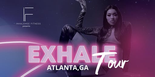 Inhalemee Fitness : Exhale Caribbean Dance Fitness Tour | Atlanta,GA