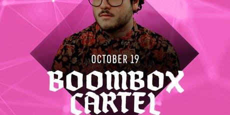 Boombox Cartel at Temple Discounted Guestlist - 10/19/2019 tickets